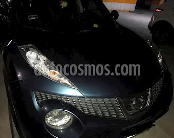 foto Nissan Juke Exclusive CVT NAVI usado (2014) color Azul Tinta precio $198,000