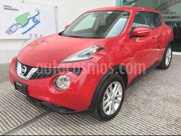Foto venta Auto usado Nissan Juke Exclusive CVT NAVI (2015) color Rojo Infierno precio $215,001