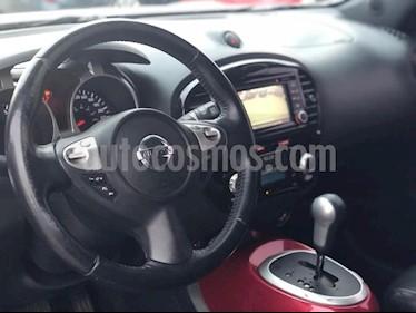 Nissan Juke Exclusive CVT NAVI usado (2015) color Gris Metalico precio $209,000
