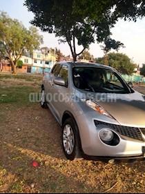 Foto venta Auto usado Nissan Juke Exclusive CVT NAVI (2013) color Gris precio $175,000