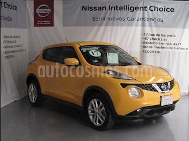 Foto venta Auto usado Nissan Juke Exclusive CVT (2017) color Naranja precio $285,000