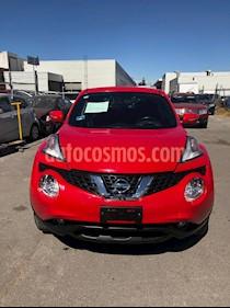 Foto venta Auto usado Nissan Juke Exclusive CVT (2017) color Rojo precio $315,000