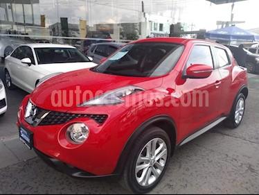foto Nissan Juke Exclusive usado (2017) color Rojo precio $285,000