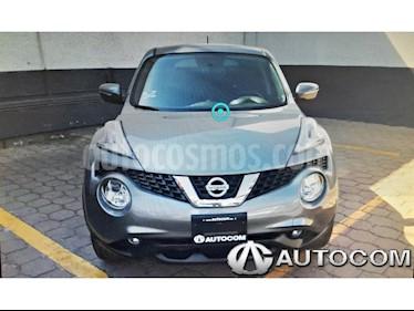 Foto venta Auto Seminuevo Nissan Juke JUKE ADVANCE CVT NAVI (2017) color Gris precio $300,000