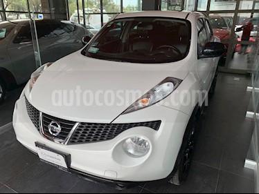 Foto venta Auto usado Nissan Juke Midnight CVT (2014) color Blanco precio $179,000