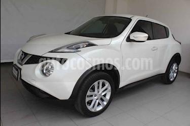 Nissan Juke Advance CVT usado (2017) color Blanco precio $269,000