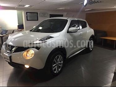 Nissan Juke Exclusive CVT NAVI usado (2017) color Blanco Perla precio $260,000