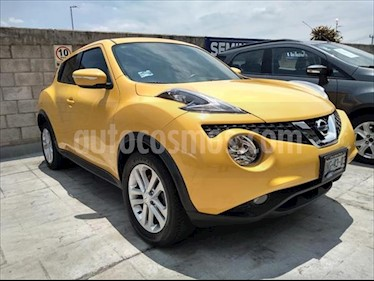 Nissan Juke 5P EXCLUSIVE L4/1.6/T AUT usado (2017) color Amarillo precio $299,000