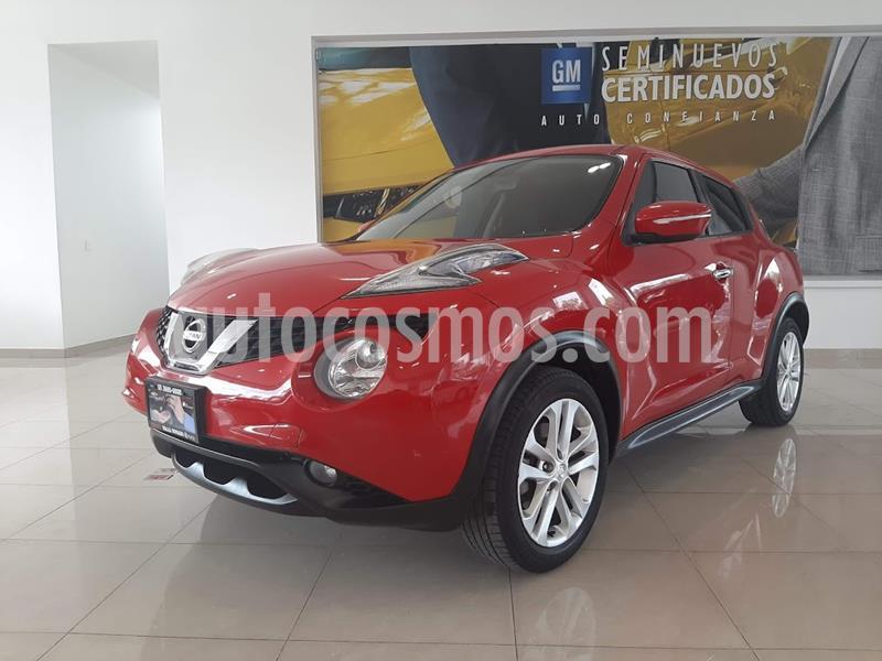 Nissan Juke Advance usado (2016) color Rojo precio $280,900