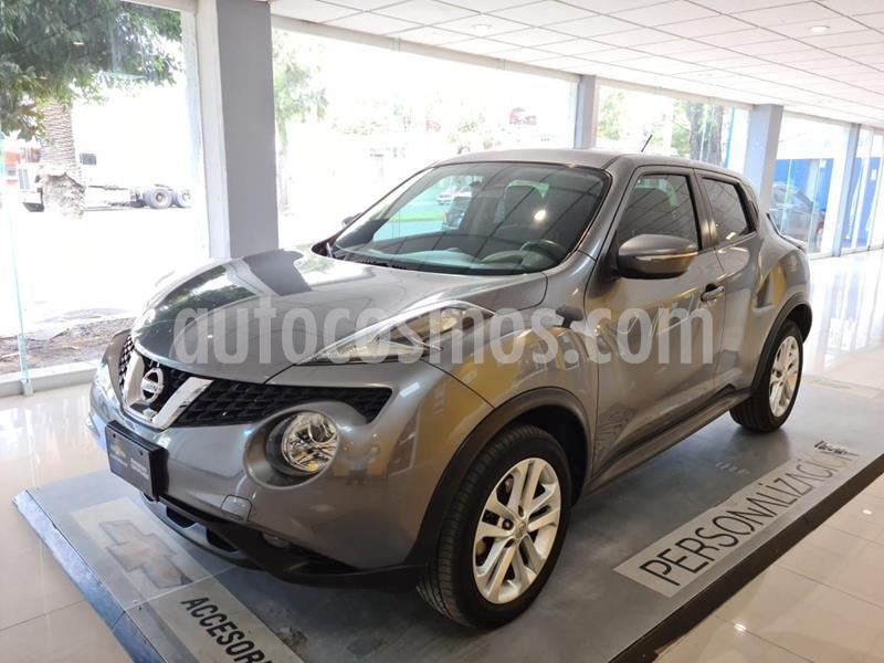 Nissan Juke Exclusive usado (2016) color Gris Oscuro precio $235,900