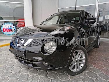 Nissan Juke Exclusive CVT usado (2017) color Negro Zafiro precio $279,000