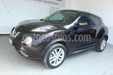 Nissan Juke 5p Exclusive L4/1.6/T Aut usado (2015) color Negro precio $219,000