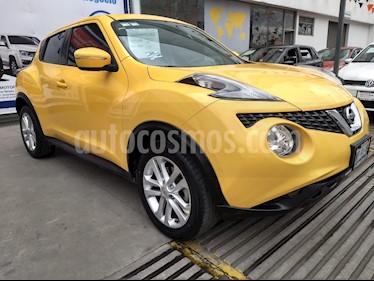 Nissan Juke Advance CVT usado (2016) color Naranja precio $235,000