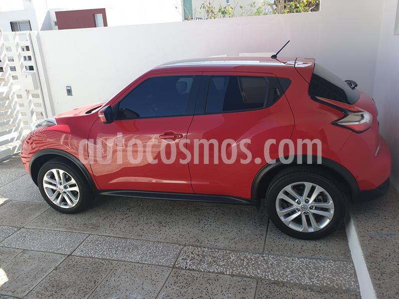 Nissan Juke Advance CVT NAVI usado (2015) color Rojo Infierno precio $199,000