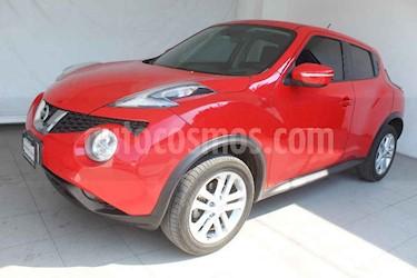 Nissan Juke 5p Exclusive L4/1.6/T Aut usado (2017) color Rojo precio $269,000