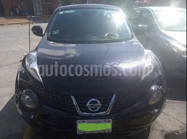 Nissan Juke Exclusive CVT usado (2013) color Negro precio $165,000