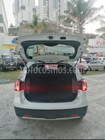 Nissan Juke Advance CVT NAVI usado (2017) color Blanco Perla precio $241,000