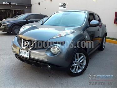 Foto Nissan Juke Advance CVT usado (2013) color Gris Oscuro precio $165,000