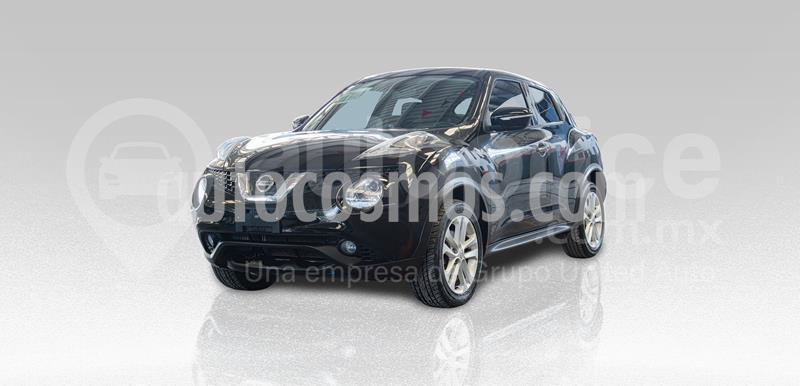 Nissan Juke Exclusive usado (2017) color Negro precio $250,000