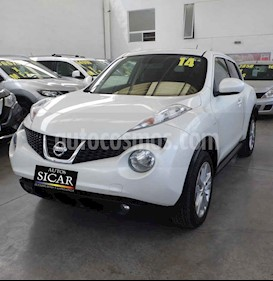 Nissan Juke Advance CVT usado (2014) color Blanco precio $169,000