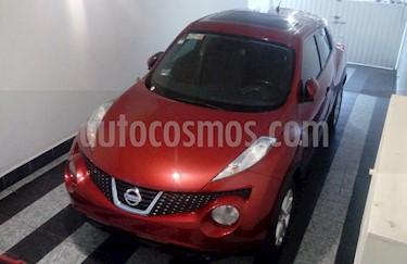 Nissan Juke Advance usado (2012) color Rojo precio $139,000