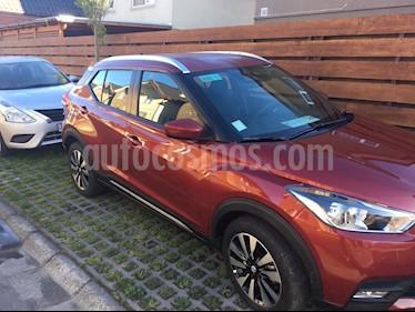 Foto venta Auto usado Nissan Kicks 1.6L Advance MT (2017) color Rojo precio $9.100.000
