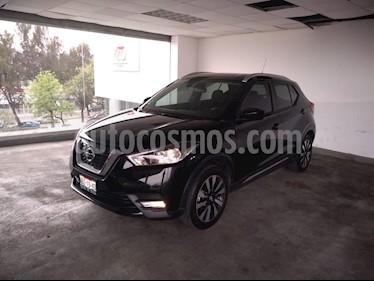 Foto venta Auto usado Nissan Kicks 5p Advance L4/1.6 Aut (2018) color Negro precio $275,000