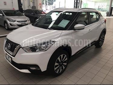 Foto venta Auto usado Nissan Kicks 5p Advance L4/1.6 Aut (2017) color Blanco precio $255,000