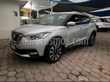 Nissan Kicks 5p Advance L4/1.6 Aut usado (2018) color Plata precio $275,000