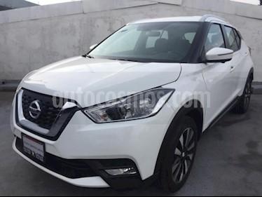 Foto Nissan Kicks 5p Bitono L4/1.6 Aut usado (2019) color Blanco precio $349,900