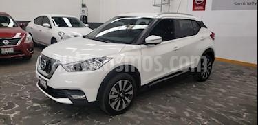 Foto venta Auto usado Nissan Kicks 5p Exclusive L4/1.6 Aut (2018) color Blanco precio $319,900