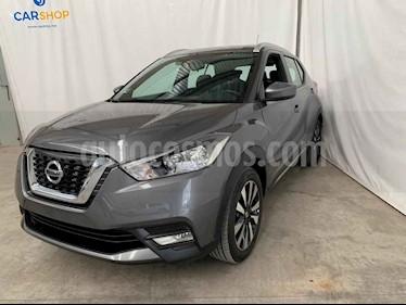 Nissan Kicks Advance Aut usado (2019) color Gris precio $259,800