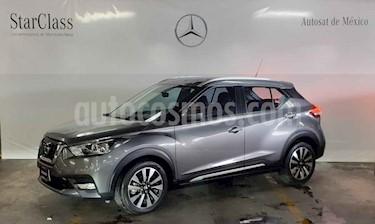 Foto venta Auto usado Nissan Kicks Advance Aut (2018) color Gris precio $289,000