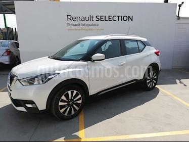 Foto venta Auto usado Nissan Kicks Advance Aut (2017) color Blanco Perla precio $250,000