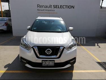 Foto venta Auto usado Nissan Kicks Advance Aut (2017) color Blanco precio $250,000
