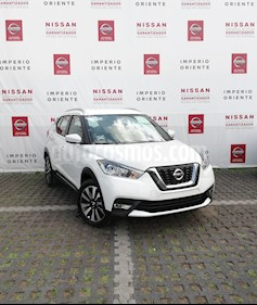 Foto venta Auto Seminuevo Nissan Kicks Advance Aut (2018) color Blanco