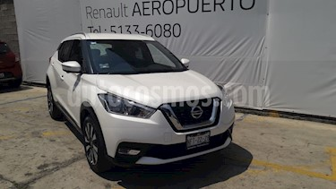 Foto Nissan Kicks Advance Aut usado (2018) color Blanco precio $290,000