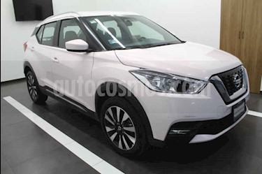 Foto Nissan Kicks Advance Aut usado (2018) color Blanco precio $199,000