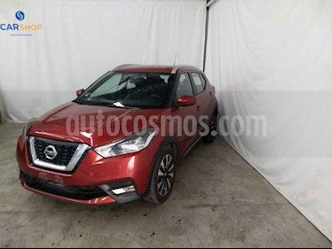 Nissan Kicks Advance Aut usado (2018) color Rojo precio $243,900