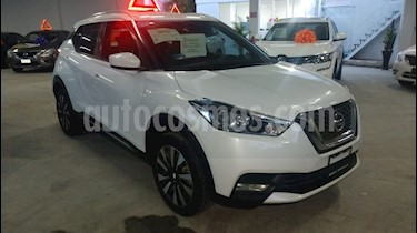 Nissan Kicks Advance Aut usado (2017) color Blanco precio $259,000