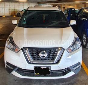 Nissan Kicks Advance Aut usado (2018) color Blanco Perla precio $265,000