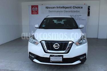 Foto venta Auto usado Nissan Kicks Advance Aut (2018) color Blanco precio $288,000
