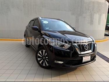 Foto venta Auto usado Nissan Kicks Advance Aut (2018) color Negro precio $255,000