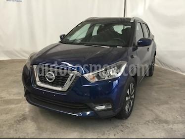 Foto venta Auto usado Nissan Kicks Advance Aut (2018) color Azul precio $245,000
