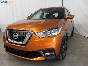 Foto venta Auto usado Nissan Kicks Advance Aut (2018) color Naranja precio $245,900