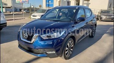 Foto venta Auto usado Nissan Kicks Advance Aut (2018) color Azul precio $269,800