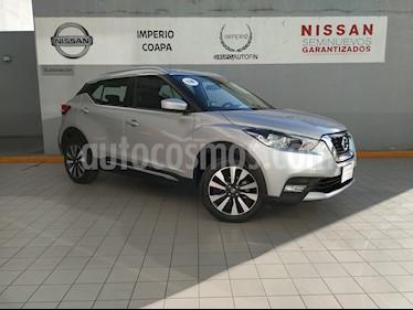 Foto venta Auto Seminuevo Nissan Kicks Advance Aut (2018) color Plata precio $279,000