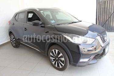 Foto venta Auto usado Nissan Kicks Advance Aut (2017) color Negro precio $260,000