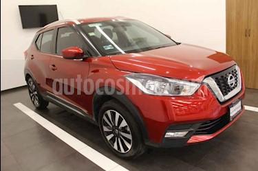 Foto venta Auto usado Nissan Kicks Advance Aut (2017) color Rojo precio $249,000