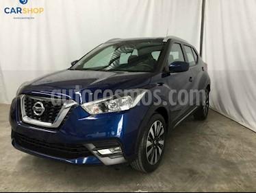 Foto venta Auto usado Nissan Kicks Advance Aut (2018) color Azul precio $259,900